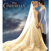 Cinderella 2015 movie wedding dress