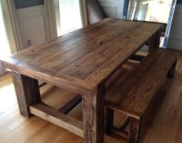 17 Best ideas about Woodworking Table Plans on Pinterest