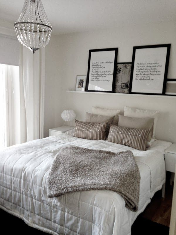 25 best ideas about No Headboard on Pinterest  Canvas