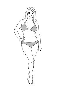 130 best images about Body type on Pinterest