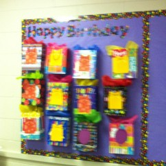 Chair Covers For Kindergarten Cracker Barrel Rocking Happy Birthday Board My Class | Classroom Pinterest ...