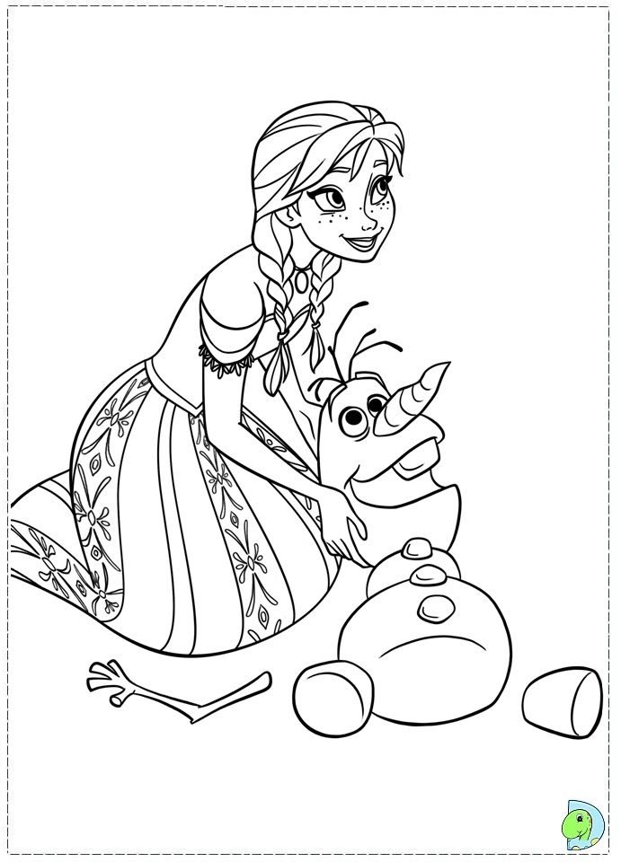 25+ Best Ideas about Frozen Coloring Sheets on Pinterest