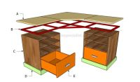 Woodworking Computer Desk Plans - WoodWorking Projects & Plans