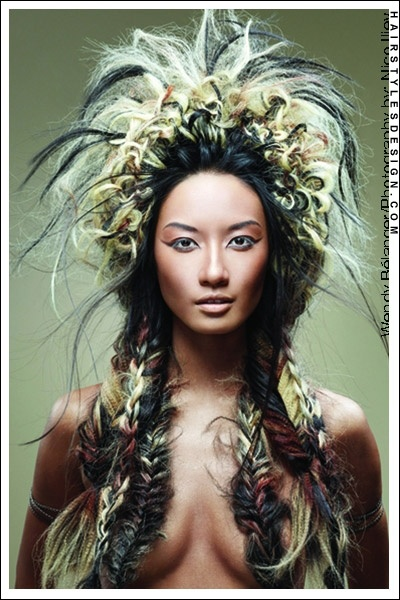 25 Best Ideas About Native American Hairstyles On Pinterest