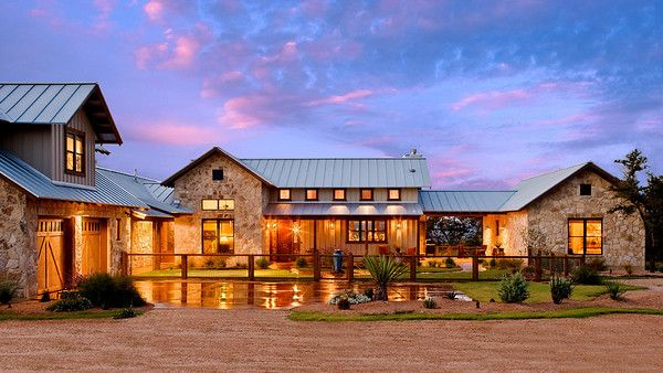 Texas Hill Country Home Design Stone House Floor Plans – Donald