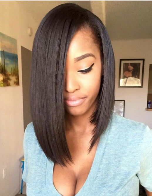 25 Best Ideas About Relaxed Hairstyles On Pinterest Relaxed
