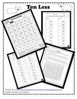 10 Best images about First Grade- Place Value on Pinterest