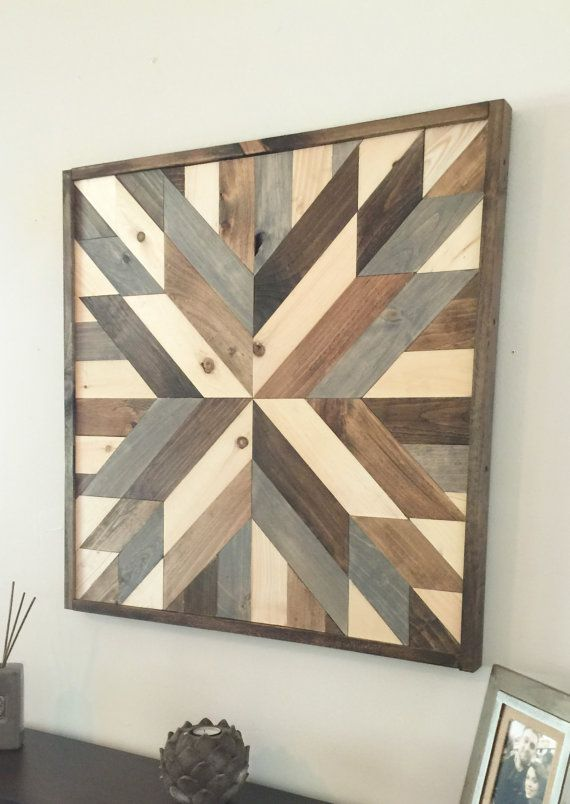 25+ best ideas about Wood wall art on Pinterest