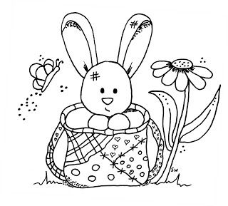 17 Best images about Bunny embroidery patterns on