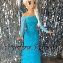 Minni Mouse Chair Chicco Table Mounted High Pinata Princess Elsa From Frozen, Disney | Piñatas Garcia Pinterest Frozen Party