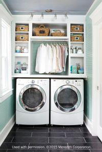 17+ best ideas about Laundry Shelves on Pinterest ...