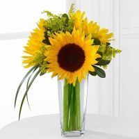 17 Best ideas about Sunflower Table Arrangements on