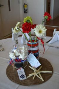 Nautical Baby Shower Centerpieces | baby shower ...