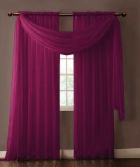 1000+ ideas about Purple Curtains on Pinterest | Purple ...