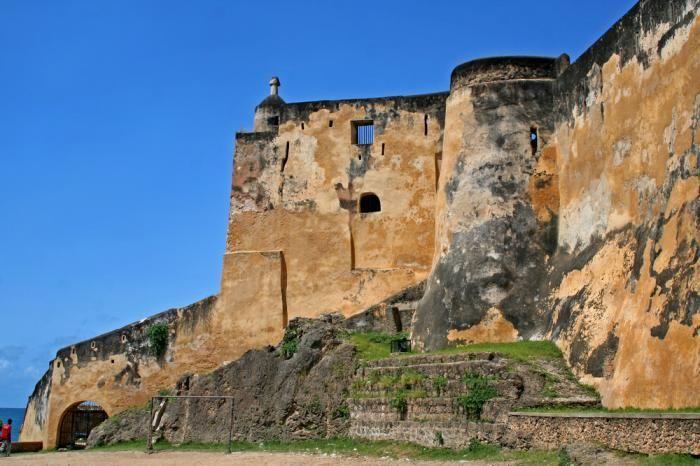 Bilderesultat for fort jesus museum