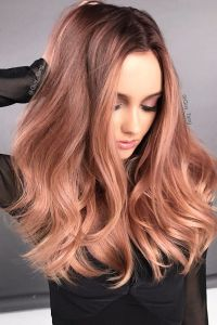25+ best ideas about Rose gold hair on Pinterest | Rose ...