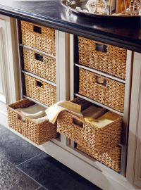 1000+ ideas about Kitchen Baskets on Pinterest | Kitchen ...