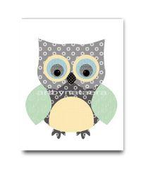 1000+ ideas about Owl Nursery Decor on Pinterest