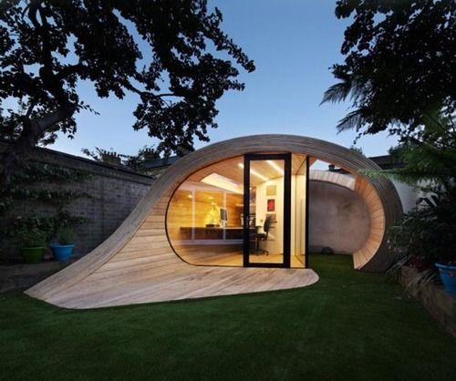 25 Best Ideas About Shed Office On Pinterest Backyard Office