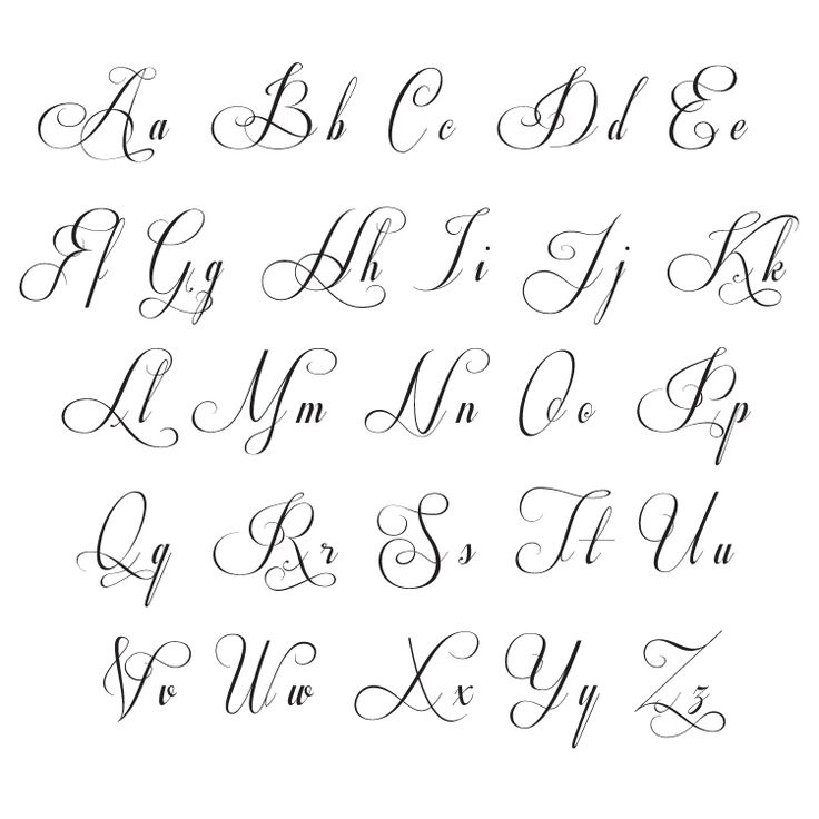 25+ best ideas about Tattoo lettering alphabet on
