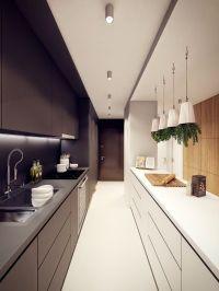 25+ best ideas about Long narrow kitchen on Pinterest ...