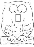 66 best images about Owl Bible Lesson Theme on Pinterest