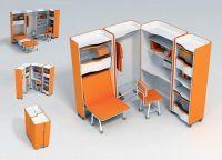Modern transforming furnitureModern Home Interior Design