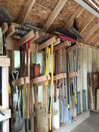 The 25+ best Storage shed organization ideas on Pinterest ...