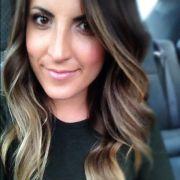 ombre hair color brunettes