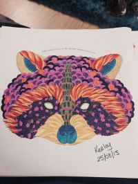 from Millie Marotta's Animal Kingdom Colouring Book ...