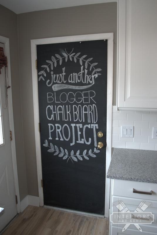 25+ Best Ideas about Chalkboard Pantry Doors on Pinterest