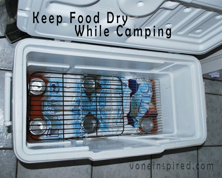 wiring diagram for trailers 7 pin lights how to keep your food dry in a cooler while camping genius !!! place ice and cans at the bottom ...