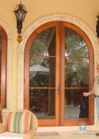 arched french doors interior | French Doors | Decorating ...