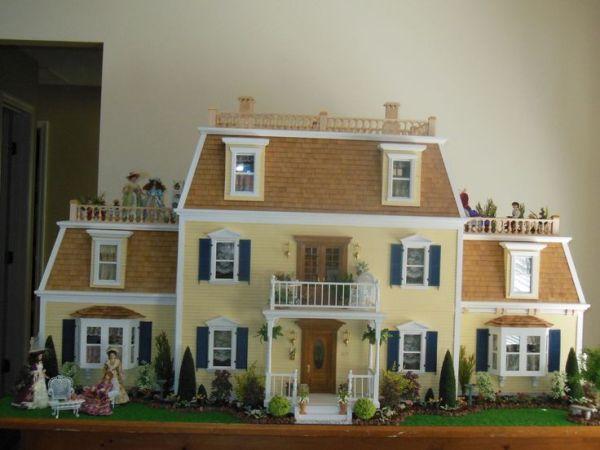 hofco federal victorian dollhouse