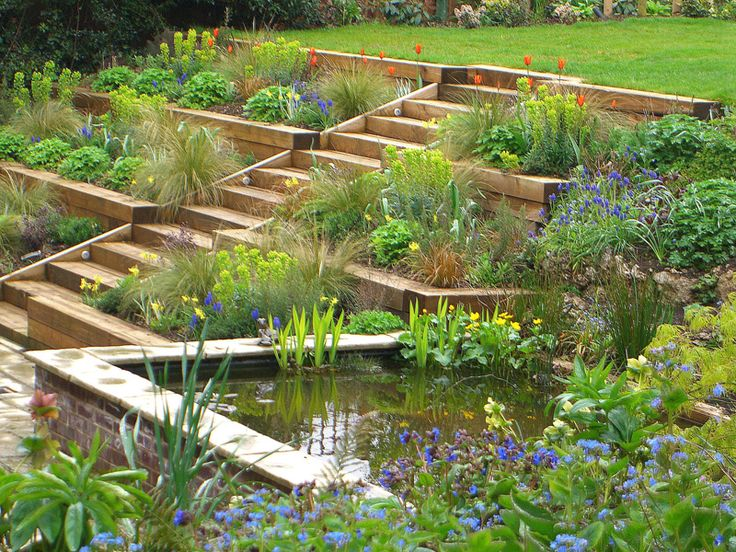 Best 25 Terrace Garden Design Ideas On Pinterest Terraced