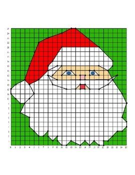 17 Best Images About Coordinate Graphing Pictures On Pinterest  Activities, Hidden Pictures And