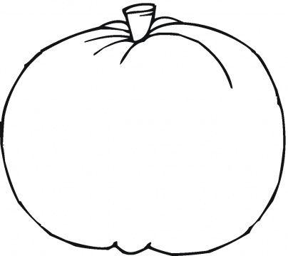 1000+ ideas about Pumpkin Coloring Sheet on Pinterest