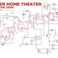 7 1 Home Theater Wiring Diagram Gibson Guitar Pickup Diagrams 163 Best Images About Audio Schematic On Pinterest | Circuit Diagram, Printed Board And ...