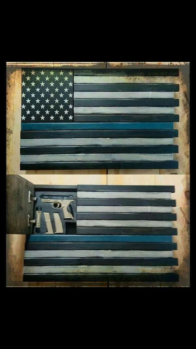 Hidden weapons in the american flag projects pinterest