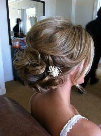 Best 25+ Thin hair updo ideas on Pinterest   Medium length ...