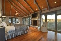 Warm bedroom with views of the Texas Hill Country. | Dream ...