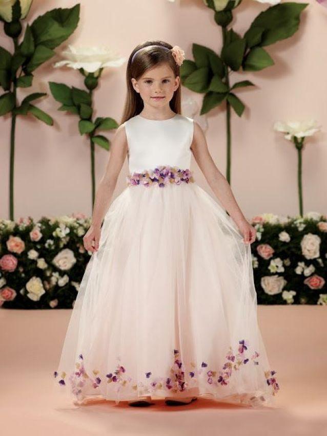 Perfectos Vestidos de Comunión para niñas: