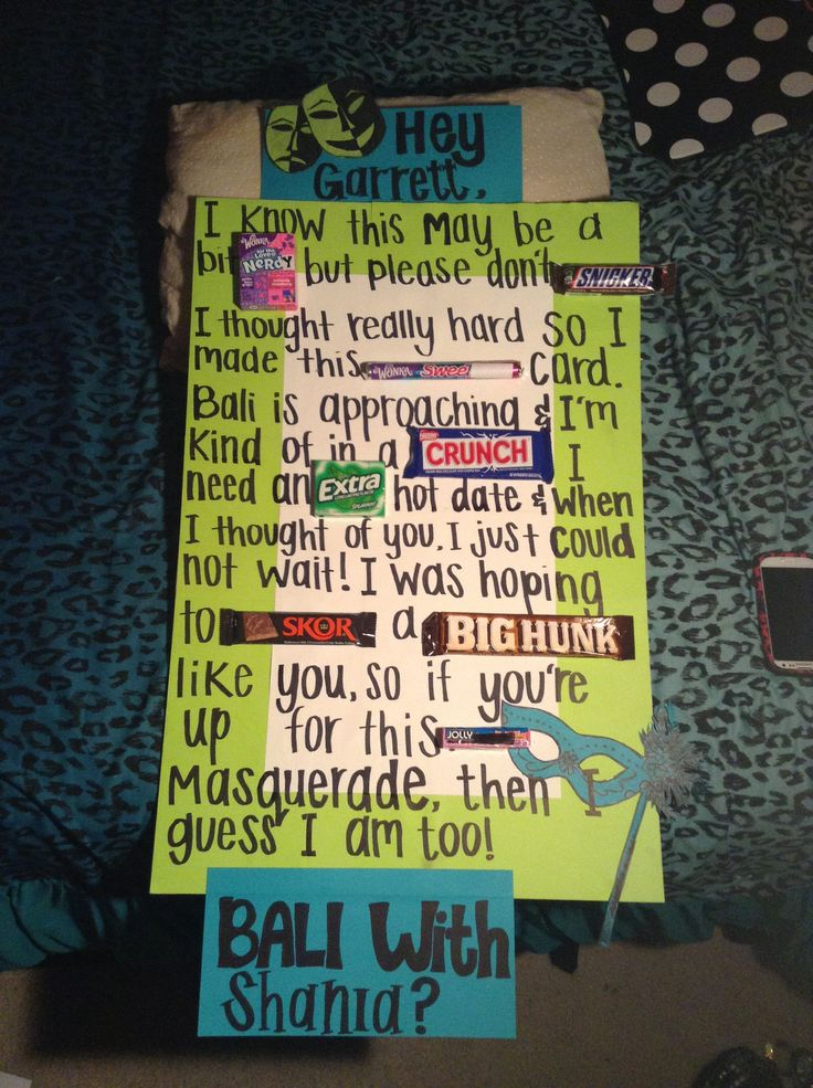 Just Made Up A Candy Poster Poem For My Sister To Ask Her