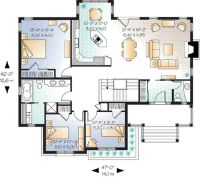 1000+ images about sims homes on Pinterest | 3 car garage ...