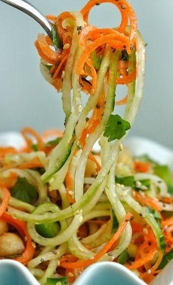 Sweet & Sour Thai Cucumber