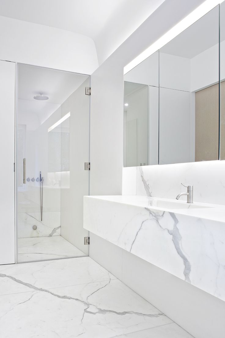 25+ best ideas about Marble bathrooms on Pinterest