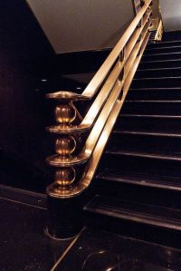 48 best images about ART DECO STAIRS [=] on Pinterest