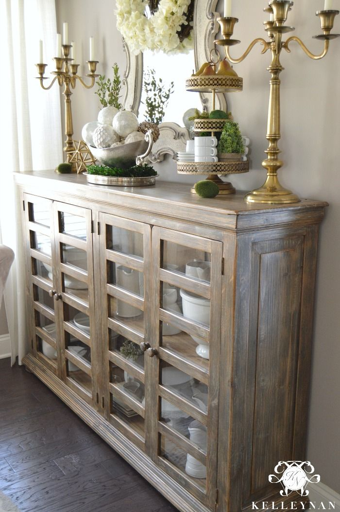 25 best ideas about Dining Buffet on Pinterest  Dining room buffet Buffet tables and Kitchen