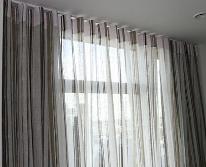 The 25 Best Ideas About Voile Curtains On Pinterest Sheer