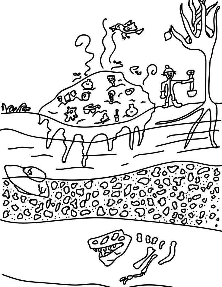 Coloring Book page from